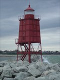 Image for Racine Breakwater Light