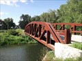 Image for North Fork Coal Creek Bridge - rural Fountain County, IN