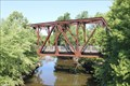 Image for Middle River Bridge - MKT Railroad - near Mokane, MO