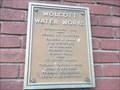 Image for Wolcott Water Works - 1914 - Wolcott, IN