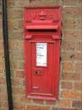 Image for Chartridge Village Hall - Letter Box