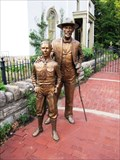 Image for Daniel Carter Beard and Boy Scout Statue - Covington, Kentucky