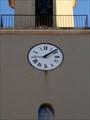 Image for L'horloge du clocher de Port St Louis du Rhône- Bouche du Rhône- PACA- France