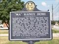 """Image for """"Ma"""" Rainey Home - Columbus, Georgia"""