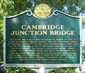 Image for Cambridge Junction Bridge - Cambridge