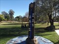 Image for Snowy River Flood Marker, Forest Park, Orbost, Vic, Australia