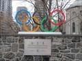 Image for Le Symbole Olympique - The Olympic Symbol - Montréal, Québec