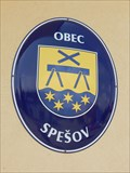 Image for Znak obce - Spesov, Czech Republic