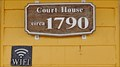 Image for First Guysborough Court House - 1790 - Guysborough, NS