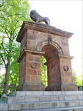 Image for Crimean War Soldiers Monument Arch - Halifax, NS