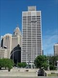 Image for One Woodward Avenue - Satellite Oddity - Detroit, Michigan, USA.