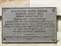 Image for Bulfinch Gate House - Washington, DC