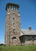 Image for Quabbin Tower.  Ware, MA