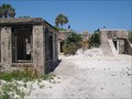 Image for Old Fort Dade - Egmont Key,Florida