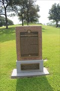 """Image for Unknown sailor from shipwreck of """"La Belle"""" -- Texas State Cemetery, Austin TX"""