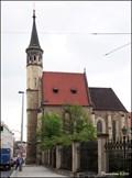 Image for Kostel Zvestování Panny Marie / Church of the Annunciation of the Virgin Mary - Na Slupi (Prague)