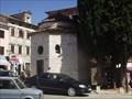 Image for The church of St. Trinity - Rovinj, Croatia