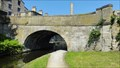 Image for Arch Bridge 130 On The Leeds Liverpool Canal – Burnley, UK