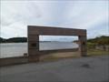 Image for Commemorative Arch, Afon Conwy, Llandudno Junction, Conwy, Wales