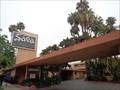Image for Historic Route 66 - Saga Motor Hotel - Pasadena, California, USA.