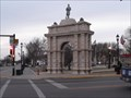 Image for Civil War Memorial Arch - Junction City
