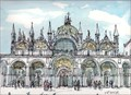 Image for Saint Mark's Basilica by Unknown Artist  - Venecia, Italy