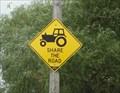 Image for Farm Equipment Crossing - Durham (Ontario) Canada
