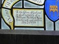 Image for William Wickham King, St. Saviour's Church, Hagley, Worcestershire, England