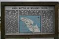 Image for Naval Battle of Roanoke Island, Marker BB-5