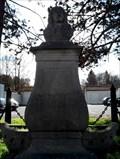 Image for Buste d'Abraham Duquesne, Vert le Petit, Essonne, France