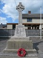 Image for Abergwili WWI Memorial - Carmarthenshire, Wales.
