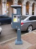 Image for Solar Powered Parking Meter - The Esplanade - Toronto, Ontario, Canada