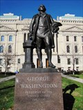 Image for George Washington (statue by DeLue) - Indianapolis, Indiana