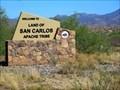 Image for San Carlos Indian Reservation, Apache - Arizona, USA