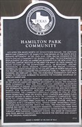 Image for Hamilton Park Community