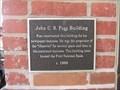 Image for John C.S. Foss Building - Washington, MO