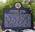 Image for Deibert Park - Florence, AL