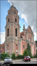 Image for Visu Šventuju bažnycia / All Saints Church - Vilnius (Lithuania)