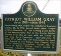 Image for Patrot William Gray, Iuka, Tishomingo County, Mississippi