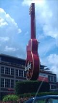 Image for Hard Rock Cafe Sign - Nashville, TN