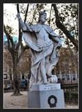 Image for Ramiro I of Asturias - Plaza de Oriente - Madrid, Spain