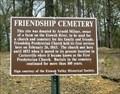 Image for Friendship Cemetery-Cartersville, Georgia