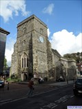 Image for St Thomas à Becket Church - Cliffe High Street, Lewes, UK