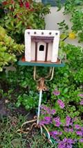 Image for Pueblo style birdhouse - Pacific Grove, CA