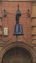 Image for Blue Bell Inn pub sign -  Upper Parliament Street - Nottingham, Nottinghamshire