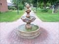 Image for Van Buren County Paw Paw Village Park's Fountain - Paw Paw, Michigan