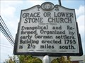 Image for Grace Or Lower Stone Church | L-45