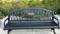 Image for Terry Karl Gray bench - Napanee, Ontario