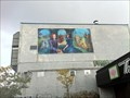 Image for Medieval Mural - Longueuil, Quebec