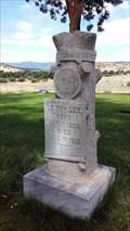 Image for Le Roy Lee - Adin Cemetery - Adin, CA